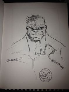 Humberto Ramos rough Pencils | ... humberto ramos hulk artist humberto ramos penciller media type pen and