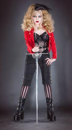 https://flic.kr/p/QTNTUU   By the Sword   Photo by Toby-J Model/MUA/Stylist Azadeh Brown #azadeh #azadehbrown #goth #gothmodel #alternative #alternativemodel #gothfashion #gothic #darkphotography #burlesque #elegant #model #modelling #vogue #persianmodel #persian #beauty #makeup #darkbeauty #vintage #eyes #fashion #femmefatale #doll #pin up #Theatrical #steampunk #steamgoth #clockpunk #clockwork #military #mechanical #victoriana #circus #sideshow #freakshow #cosplay #mcm #lolita #egl #kawaii