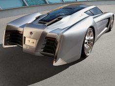 Jay Leno's Eco-Jet custom car