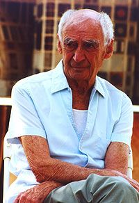 Paolo Soleri, architect