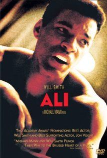 """This movie is about Mohammed Ali's life. I love this movie because it shows you the victories won from hard work and dedication and wanting to be """"the greatest of all time."""""""