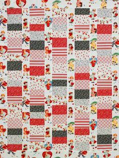 Free Easy Fat Quarter Patterns   Free Fat Quarter-Friendly Quilt Patterns   baby quilts
