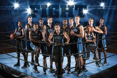 2012-2013 Men's Basketball Poster...hanging in my classroom!