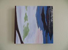 Résumé original peinture à l'huile  écorce par TurningTrueStudios