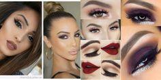 25 ΥΠΕΡΟΧΑ ΚΑΙ ΣΑΓΗΝΕΥΤΙΚΑ  MAKE UP  ΓΙΑ ΚΑΣΤΑΝΑ ΜΑΤΙΑ Smokey Eye, Halloween Face Makeup, Eyes, Make Up, Smoky Eye, Cat Eyes