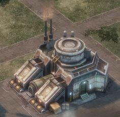 anno 2070 buildings - Google Search