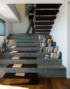 Vigo Duplex Penthouse Stairs Design