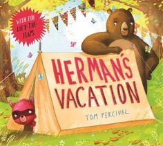 Herman and Henry, best friends forever, are camping in the great outdoors--and they couldn't be having more fun! Well, at least Herman is enjoying all of the tent building, marshmallow roasting, and postcard writing. Henry doesn't quite seem to get the hang of any of it.  Herman hates seeing his best friend so sad. So he decides to plot a very secret, very special surprise and do whatever it takes to make sure Henry has the best vacation ever!