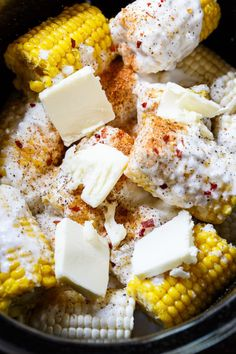 Delicious Corn on th