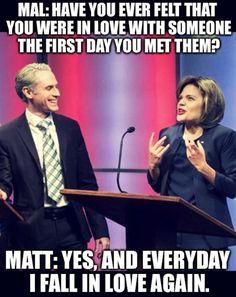 Mallory everton and matt meese dating advice
