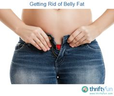 This is a guide about getting rid of belly fat. Getting rid of belly fat will require diet and exercise, not magic quick and easy remedies.
