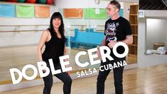 Doble Cero is an easy Salsa Cubana/Casino move that has the same footwork as Setenta and Sencillo. After the right hand turn, the leader lets go of the follo.