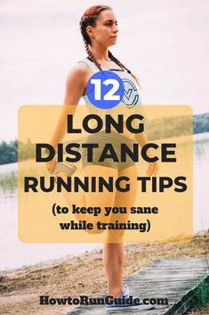 12 Long Distance Running Tips to Help Keep Your Sanity During Training is part of fitness Training for a race Read these 12 long distance running tips for safe and enjoyable running all season long - Running On Treadmill, Running Workouts, Running Hacks, Running Humor, Running Gear, Running Training, Marathon Tips, Marathon Running, How To Run Faster