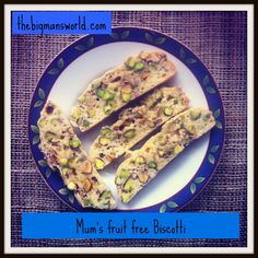 Easy Gluten Free Biscotti Recipe- so simple and delicious, you're coffee is calling!