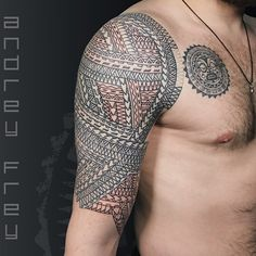 #andreyfrey #андрейфрей #полинезия #Polynesia #polynesian #tattoo #tattooart  #tattooed #inked  #tattooartist #tattoodesign