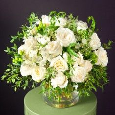 Ivory Garden Bouquet