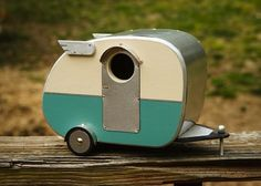 campervan bird box