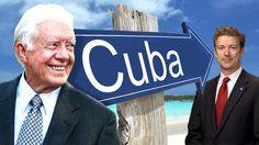 Jimmy Carter Praises Cuba Move While Rand Paul Surprises