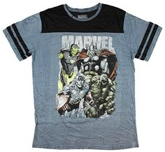 Marvel Comics Avengers Chapter Four Graphic T-Shirt https://www.amazon.com/dp/B01HKN6J1S?th=1&psc=1