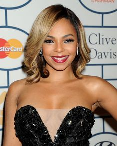 Ashanti - 2014 Clive Davis pre-Grammy Gala and Salute to Industry Icons - January 25, 2014