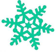 snowflake background clip art free christmas snowflake clipart rh pinterest com Snowflake Background Clip Art Snowflake Template
