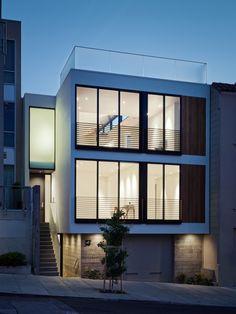 Laguna Street Residence / Michael Hennessey Architecture