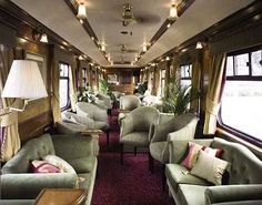 There is simply no better way to experience the drama and wild beauty of the Scotland than aboard the Belmond Royal Scotsman luxury train. By Train, Train Tracks, Train Rides, Train Trip, Orient Express Train, Simplon Orient Express, Image Paris, Train Vacations, Rail Car