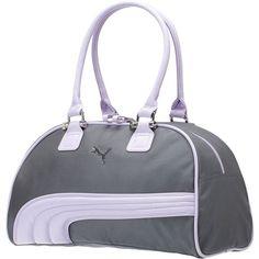 Puma Cartel Handbag ( 55) ❤ liked on Polyvore featuring bags 85bc28a266b