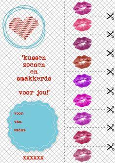 interieurblog   een kusjes scheurkaart om uit te printen - interieurblog