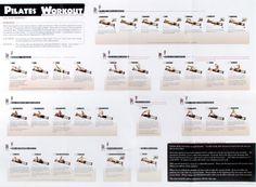 Pilates Posters Buy Online