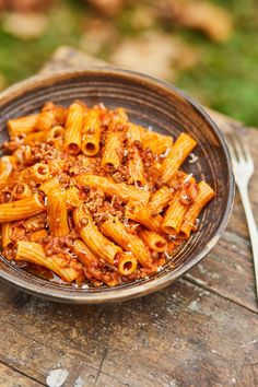 Pasta e lenticchie - lencsés pasta | Street Kitchen Lentils, Pasta Recipes, Macaroni And Cheese, Food And Drink, Bacon, Sweets, Meals, Chicken, Dinner