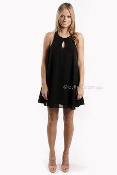 $55 xena's revenge tunic/dress - black
