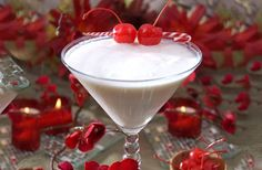 White Christmas Martini #MezzettaMemories