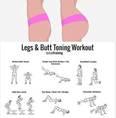 Workout discovered by Hanna Roschemant on We Heart It