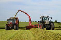 Ecouter et télécharger Fendt 936 & JF-Stoll 1460 Trailed Forager en - Tractors, Vehicles, Tractor, Vehicle