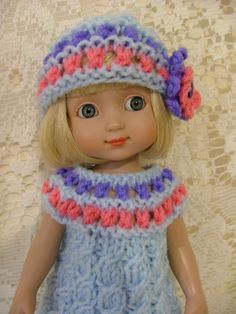 """OOAK OUTFIT for 10"""" Ann Estelle, Patsy and other same size dolls"""