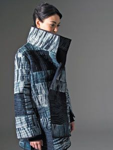 Amy Nguyen Quilted Coat