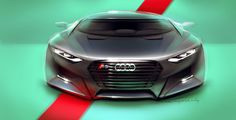 Welcome to this 4th Sketchover! This week I'm collaborating with part9 around an Audi design he created. This Sketchover is a bit special to me as it i...