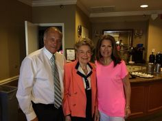 Congressman Steve King, Phyllis Schlafly, and Congresswoman Michele Bachmann, Eagle Council 2014