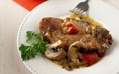 Greek Recipes, Main Dishes, Steak, Pork, Food And Drink, Beef, Chicken, Kitchen Stuff, Gastronomia