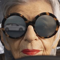 Iris Apfel s'est associée à une DS iconique, Nouvelle DS 50 Y Fabuloso, Rare Birds, Advanced Style, When I Grow Up, Aging Gracefully, Cool Eyes, Silhouette, Timeless Fashion, Her Style