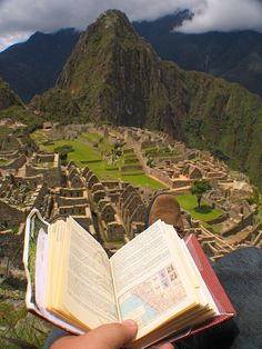 South American journal in Machu Picchu | My hand-made journa… | Flickr