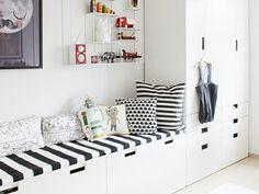 Ikea Stuva für das Kinderzimmer