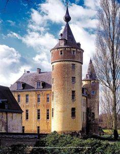 Vervoordt's castle ~ Axel Vervoordt is a Belgian antiques dealer, collector and interior designer