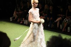 MERCEDES BENZ FASHION WEEK BERLIN SS14: LENA HOSCHEK | dressile blog