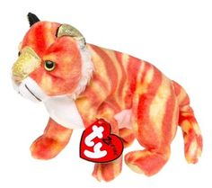 Ty Beanie Baby Zodiac Collection - The Tiger