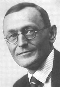 Hermann Hesse. Who did not read him in college late 60s.