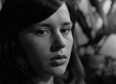 """Le regard d'Harriet Andersson """" la créature """" - Monica / Bergman"""