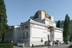 Wien Secessionsgebäude - Jugendstil – Wikipedia