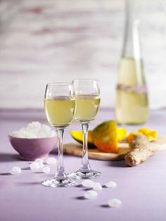 Mango-Ingwer-Likör - Selbgemacht ein tolles Mitbringsel